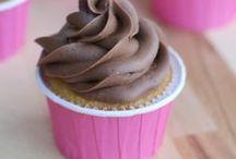 Sweets n' Treats / A board of scrumptious treats. / by Shannon Larsuel