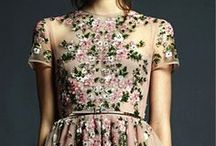 E M B E L L I S H /  a collection of floaty, layered and embellished vintage and couture gowns   / by Sharon Murray