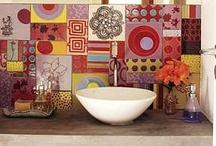 ...tiles + tiles... / by Gabriela Figurelli