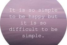 Simple Living / by Kathy Wefel