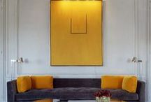 Inspiration  / color & interior design that make my heart skip a beat / by Courtney Cutchall Cunningham Designs
