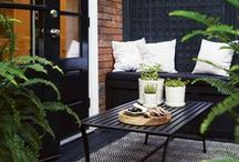 U R B A N _ G A R D E N / ideas for a perfect urban retreat  / by Sharon Murray