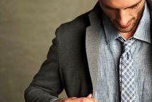 Menswear  / Men's fashion / by Helen Kennerk