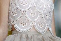 Dress Fabrics / Beautiful garments and fabrics / by Helen Kennerk
