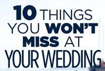 Wedding Tips / by Elizabeth King