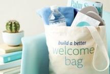 Wedding Welcome Bags / by Elizabeth King