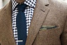 M E N S W E A R / a collection of vintage inspired menswear pieces / by Sharon Murray