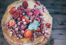 S H O W S T O P P E R S / a collection of vintage naked and rustic, show-stopping cakes for birthdays, weddings or parties / by Sharon Murray