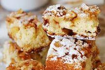 T R A Y B A K E S / a collection of easy muffin, scone and tray bake recipes / by Sharon Murray