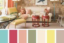 colours / Colours colours colours inspire wonder & delight  / by Helen Kennerk