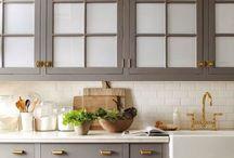 Kitchens / by Helen Kennerk