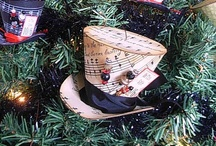 CHRISTMAS Ornaments / by Tere Wood