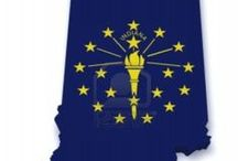 Tr - USA - Indiana / On being a Hoosier / by Melody Laudermilk-Stiak