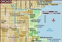 Tr - USA - Chicago / by Melody Laudermilk-Stiak