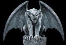 Arch - Gargoyles / by Melody Laudermilk-Stiak