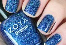Nails and Nail Polish / by Jasmine Puchajda