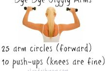 Fitness/health / by Maryssa Harris