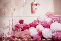 Party Ideas / by Marisa Serrano