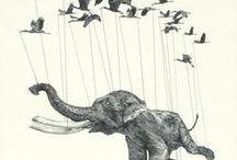 SKETCH / Inspiration for sketchbook / by Michelle Brunet