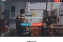 Vital Design - Web Design / by Vital Design