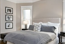 Home - Bedroom Ideas / by Michelle Hardiman Comeau