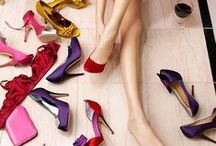 Bags and shoes and everything nice / by Carla Meneghini