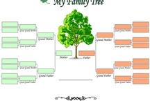 family history / by Brenda Dunlap