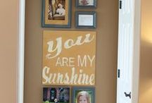 Home Decor/Interior Decorating Idea's / by Katherine M
