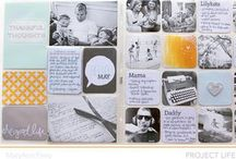 Studio Calico  / My Project Life layouts and projects using Studio Calico kits / by MaryAnn Perry