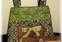 Bags & Totes / by Brenda Dunlap