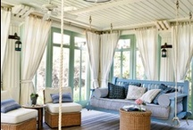 it started with SCREEN PORCHES / by Linda @ it all started with paint blog