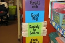 Classroom Management / by Megan Evans