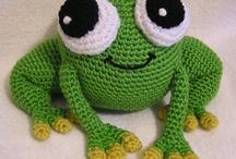 crochet animal, toy & pillow ideas / crochet animal, toy & pillow ideas / by Karen Brogger Hagstrom