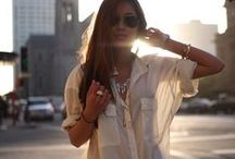 Casual| Urban| Bohe| Street| Style / by Laura Flores