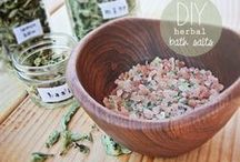DIY Skincare and Makeup / You don't have to spend your precious paycheck on natural products to get gorg skin! Visit your kitchen (and maybe a natural foods store) for some easy, DIY recipes that work. / by No More Dirty Looks