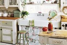 Realistic Kitchen intentions / Things we can do for real to the kitchen / by Cristofre Charest