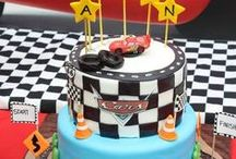 Disney Cars Party Ideas / Disney Cars party ideas for a boy birthday --  Cars cakes, decorations, party foods and favors. See more party ideas at CatchMyParty.com. / by Catch My Party