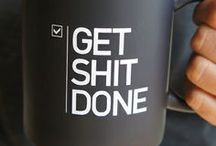 Get stuff done, son. / by Nicki
