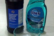 Cleaning / Tips or cleaning tricks  / by Ashley Owens