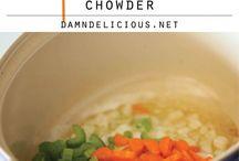 Soup & Sandwiche / by Crystal Skelton