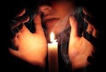 Candlelight / Better to light a candle than to curse the darkness. [Chinese Proverb] / by Dark Strange
