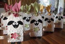 Cards:  Gift Boxes / by Anita Freeman