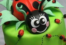 CAKE DECORATION AND DESIGNS / by Kennethnjoy Fields