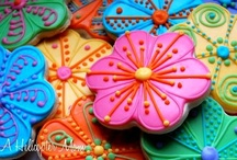 COOKIES DECORATION IDEAS / by Kennethnjoy Fields