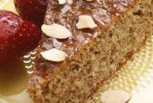 Better For You: Desserts & Snacks / by Crystal Skelton