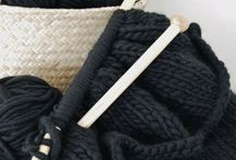 Knitting / Related to yarn and needles, patterns and more  / by Ashley Owens