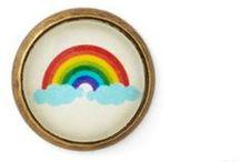 lisa loves RAINBOWS / Of course I do. / by Lisa Loves Rainbows