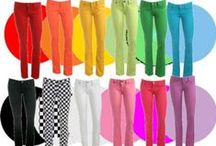 lisa loves FASHION / I love clothes. a lot. / by Lisa Loves Rainbows