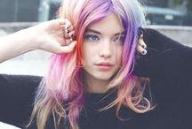 lisa loves HAIR / by Lisa Loves Rainbows