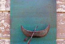 row, row, row your boat / by Robin Neher